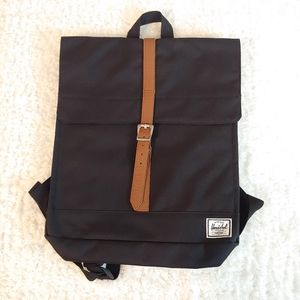 Black Backpack Red Stripes Hersachel Supply Co